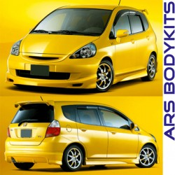 Honda Jazz Fit 2005 Mugen Skirting