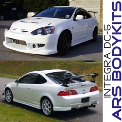 Honda Integra DC5 C-West Body Kit