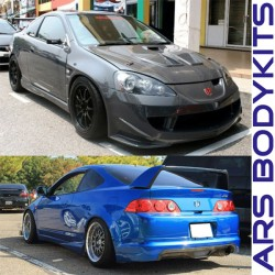Honda Integra DC5 2005 Mugen Body Kit