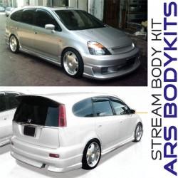 Honda Stream 2001 KS Body Kit