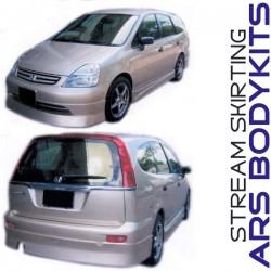 Honda Stream 2001 NP Skirting