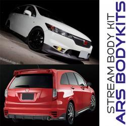 Honda Stream 2007 Mugen-RR Body Kit