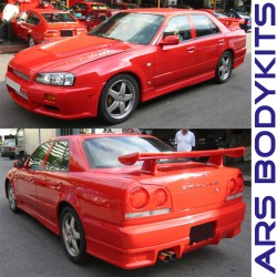 Nissan GT-R34 ZS Body Kit