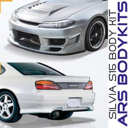Nissan Silvia S15 TL Body Kit