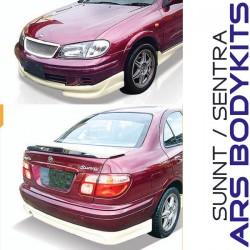 Nissan Sunny 2001 SR Skirting