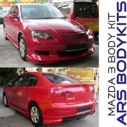 Mazda 3 2003 ARS Skirting