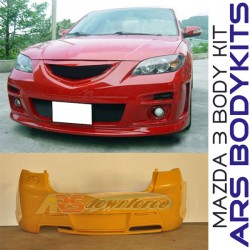 Mazda 3 Sedan 2003 AE Body Kit