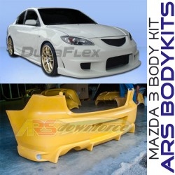 Mazda 3 Sedan 2003 ARS-IN Body Kit