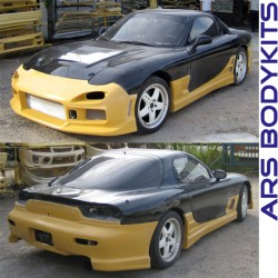 Mazda RX-7 1998 C-West Body Kit
