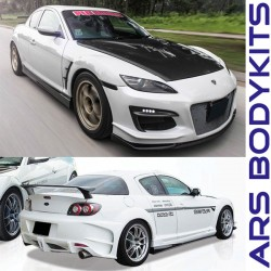 Mazda RX-8 '09 RE style Body Kit