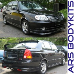 Hyundai Accent 2005 KS Skirting