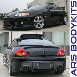 Hyundai Tuscani / Coupe 2003 ZR Body Kit