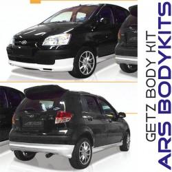 Hyundai Getz 2004 DM Skirting