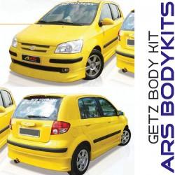 Hyundai Getz 2004 ARS Skirting