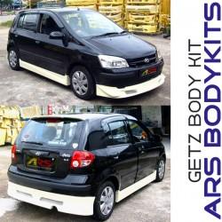 Hyundai Getz 2004 ARS-S Skirting