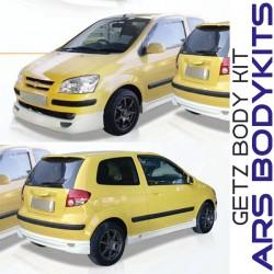 Hyundai Getz 2004 FB Skirting