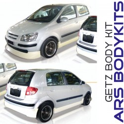 Hyundai Getz 2004 K Skirting