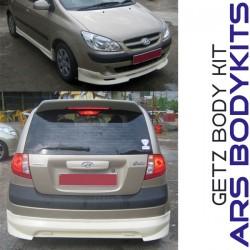 Hyundai Getz 2006 OM Skirting