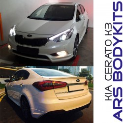 Kia Forte Cerato K3 '13-'15 Body Kit