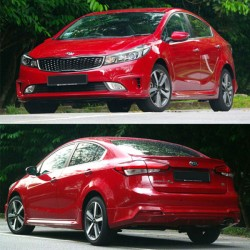 Kia Forte Cerato K3 '16 Body Kit