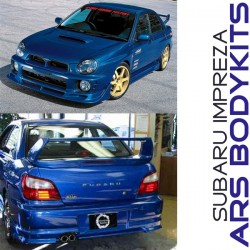 Subaru Impreza 2001 C-West Body Kit