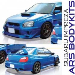 Subaru Impreza 2003 S Body Kit