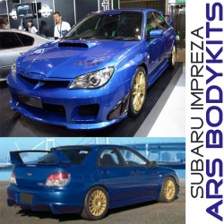 Subaru Impreza 2006 S Body Kit