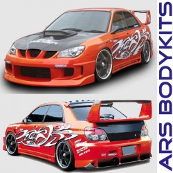 Subaru Impreza 2006 CSV Body Kit
