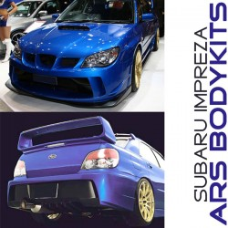 Subaru Impreza 2006 ZS Body Kit