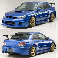 Subaru Impreza 2006 ARS INGS Body Kit