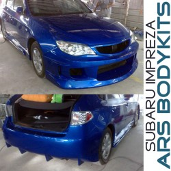 Subaru Impreza 2008 CV Body Kit