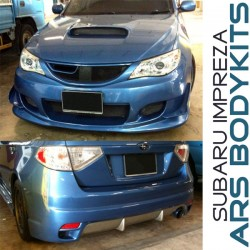 Subaru Impreza 2008 INGS Body Kit
