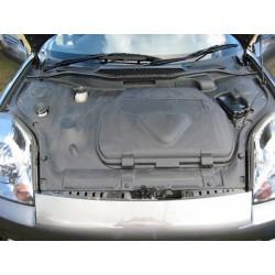 Toyota MR-S '07 Spare Tire Compartment