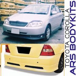 Toyota Corolla '01 & '03 E Style Body Kit
