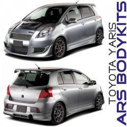 Toyota Yaris '05 CI Style Body Kit
