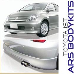 Toyota Ist '04 AO Style Body Kit