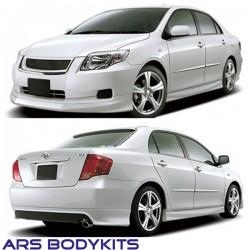 Toyota Axio '07 ML Style Body Kit