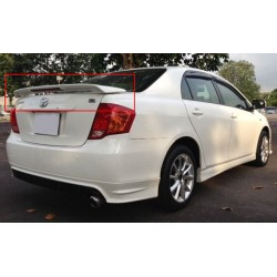 Toyota Axio '07 ARS Style Rear Spoiler
