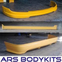 Toyota Isis '08 LP Style Body Kit