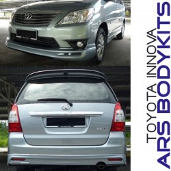Toyota Innova '12 Skirting