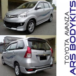 Toyota Avanza '12 Body Kit