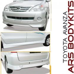 Toyota Avanza '03 BY-H style Body Kit