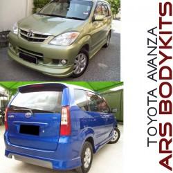 Toyota Avanza '05 OA style Body Kit