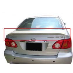 Toyota Altis '04 G Style Rear Spoiler