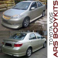 Toyota Vios '03 ARS Body Kit