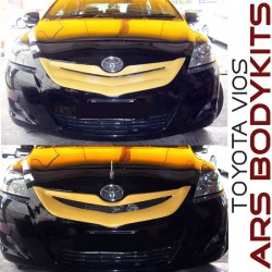 Toyota Vios '08 Front Grill