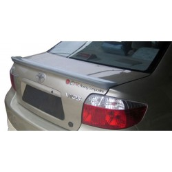 Toyota Vios '03 & '06 DL Style Rear Spoiler