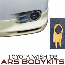 Toyota Wish '03 OE Style Fog Lamp Cover