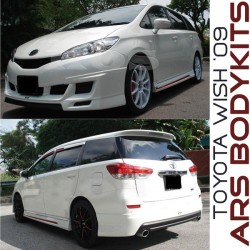 Toyota Wish '09 X Spec AMT Style Body Kit
