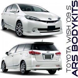 Toyota Wish '09 S Spec ML Style Body Kit